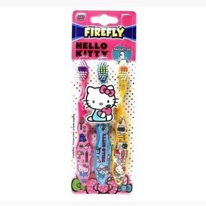 Other - 🆕 Firefly Hello Kitty Toothbrush - 3 Pack